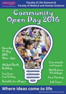 Community Open Day 2016